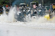 tight jeep swamp buggy racing