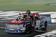 toyota tundra nascar race truck