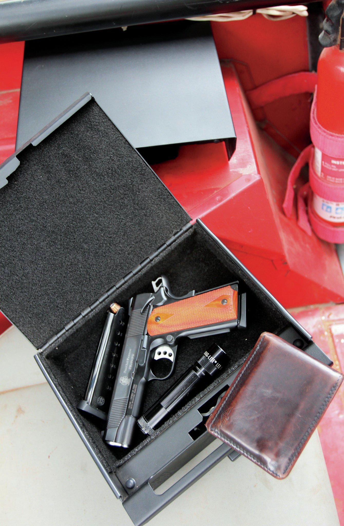 tuffy lockable storage