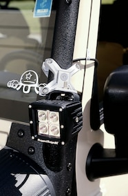 x clamp light mounts
