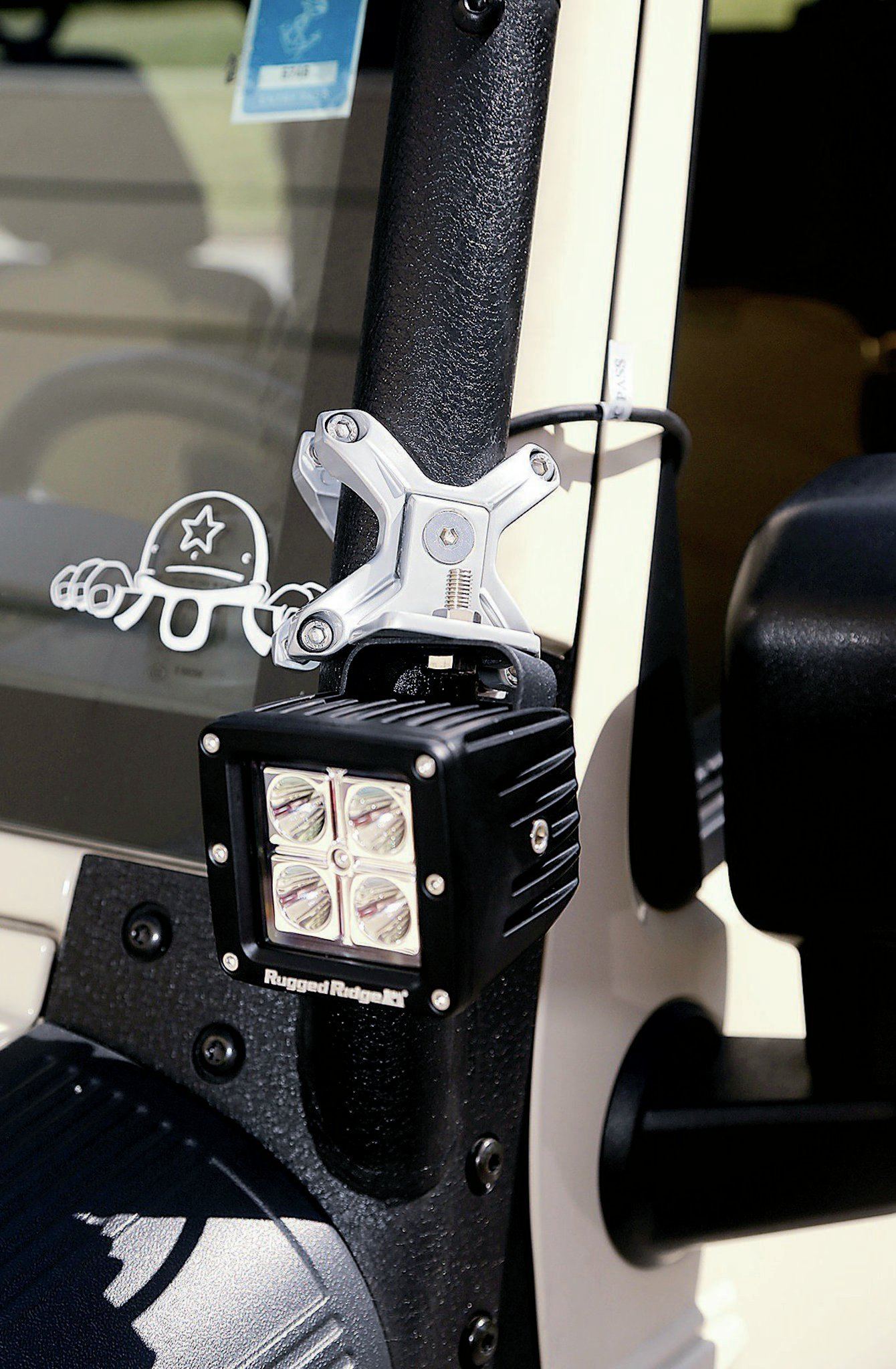 x clamp light mounts