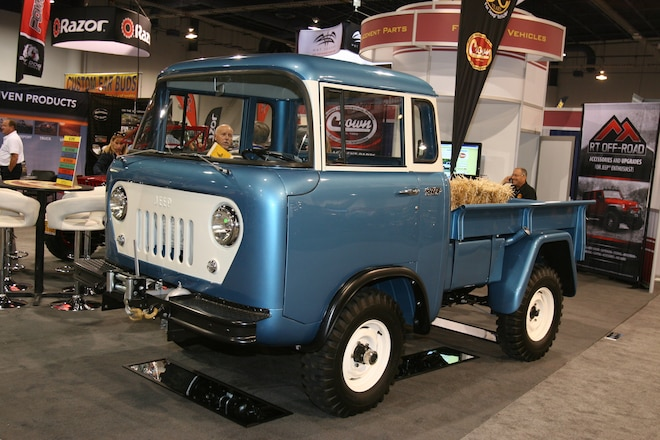 Top 20 Vintage Off-Road Rigs of the 2014 SEMA Show