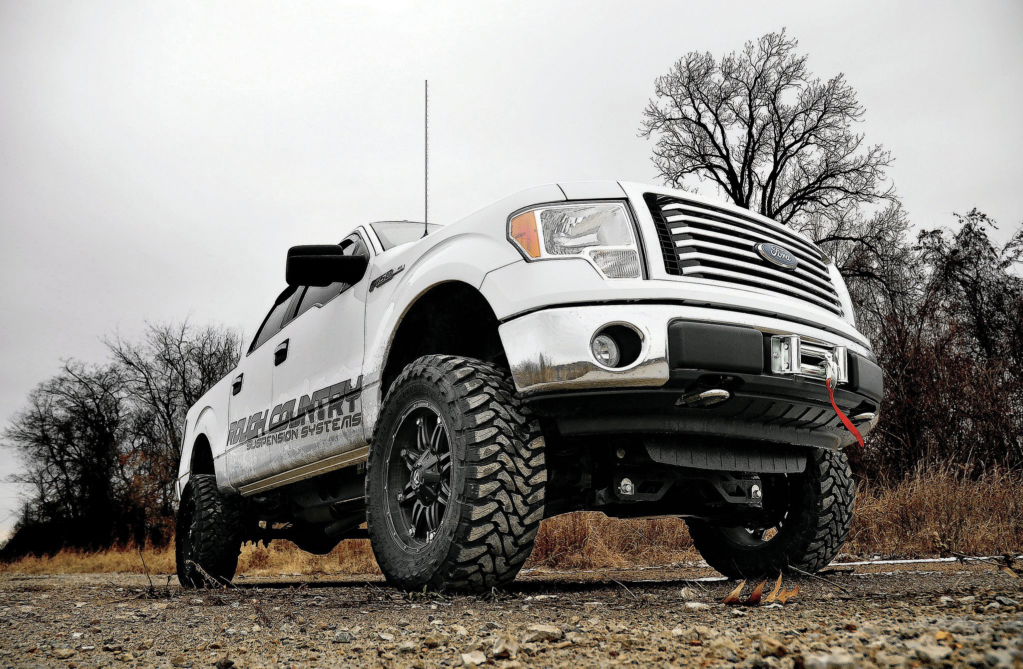 rough country ford f 150