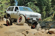 Offering complete suspension systems for every Isuzu ever
