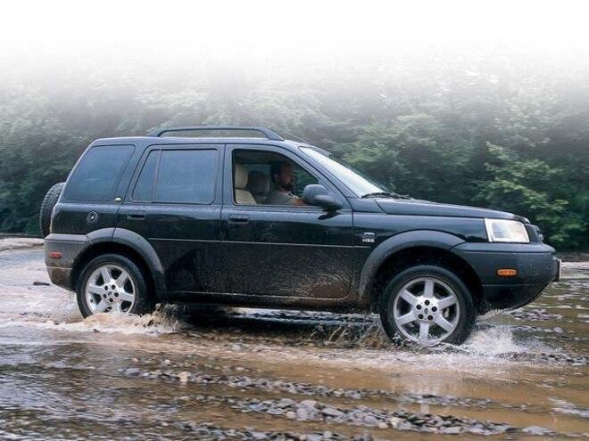 Road Test - 2003 Land Rover Freelander