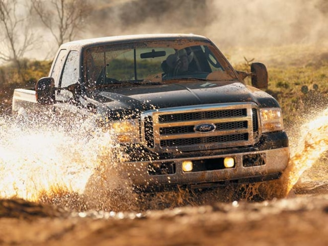 2005 Ford Super Duty - 4Wheel and Off-Road Magazine