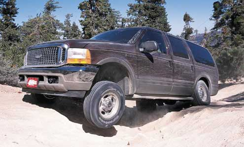 p23818 large+2000 Ford Excursion+Front Driver Side