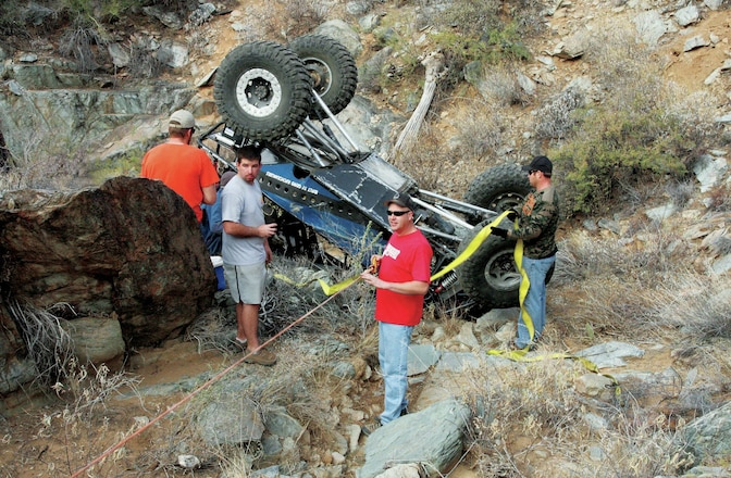Tips For Winch Safety