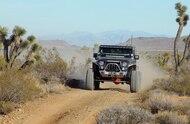 jeep on mojave road
