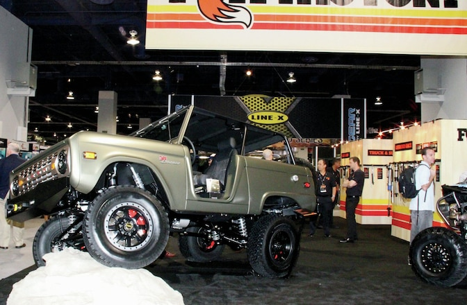 Life is Better Off-Road 2015 SEMA Show Competition Kicks Off