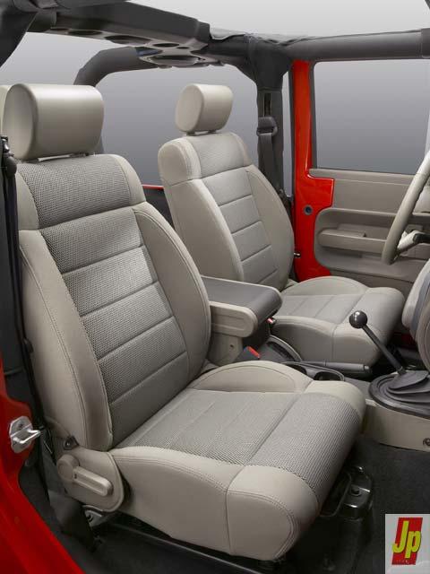 154 0601 08z+2007 jeep jk wrangler+front seats view