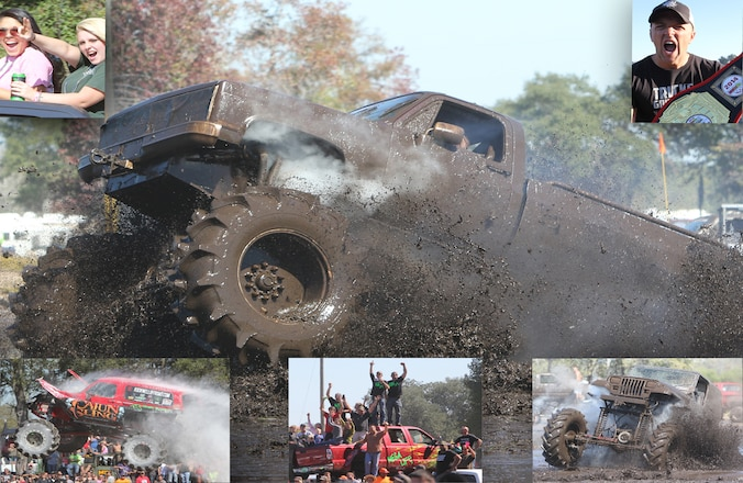 Trucks Gone Wild Superbog 2014