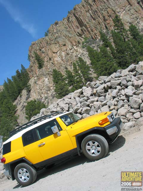 131 0605 2006 ultimate adventure 13 z +toyota fj cruiser+ ultimate fj
