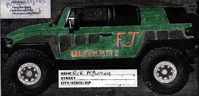131 0610 z+2006 ua fj paint+McMurray Nick