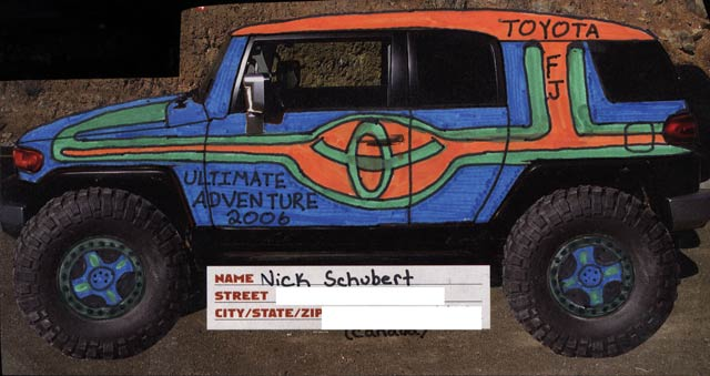 131 0610 z+2006 ua fj paint+Schubert Nick