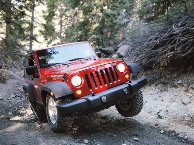 2007 Jeep Wrangler JK Rubicon Pros and Cons - Problem Solved