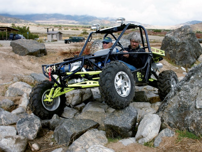Ridge Runner RTX800 Review