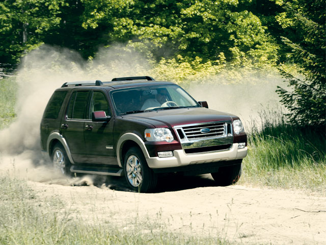 2006 Ford Explorer First Drive