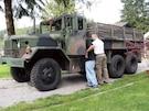 Jeep M35A2 Military Truck - JP Magazine