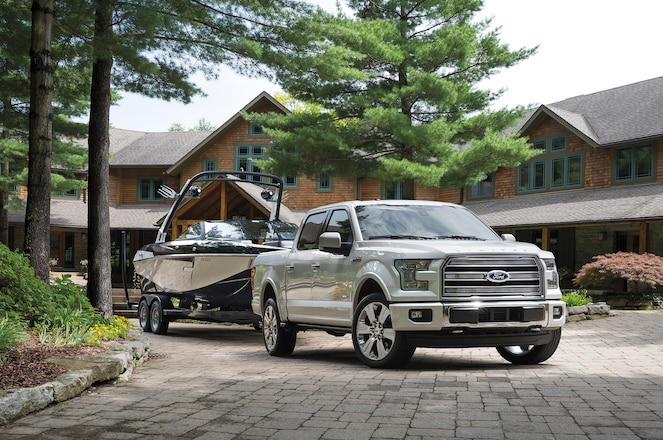 Ford Introduces Its Most Luxurious & Advanced F-150 Ever