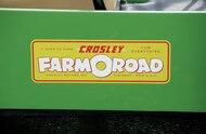 farm o road sticker