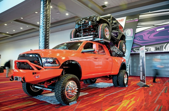 22 Hot New Products From The 2014 SEMA Show - Excess Overload