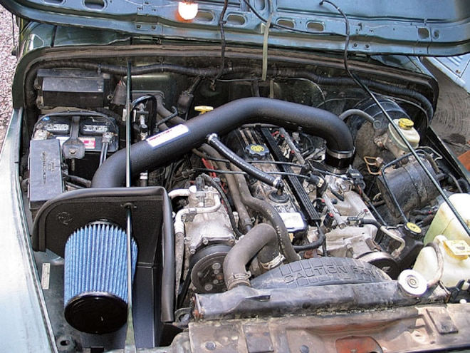 Aftermarket Jeep Engine Parts - Power Parts