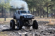 trucks gone wild south berlin mud ranch 2008 jeep wrangler driving in mud