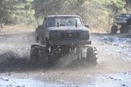 trucks gone wild south berlin mud ranch ford truck driving through mud