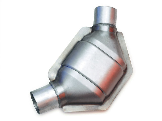 131 0607 09 z+custom exhaust pipes+catalytic converter