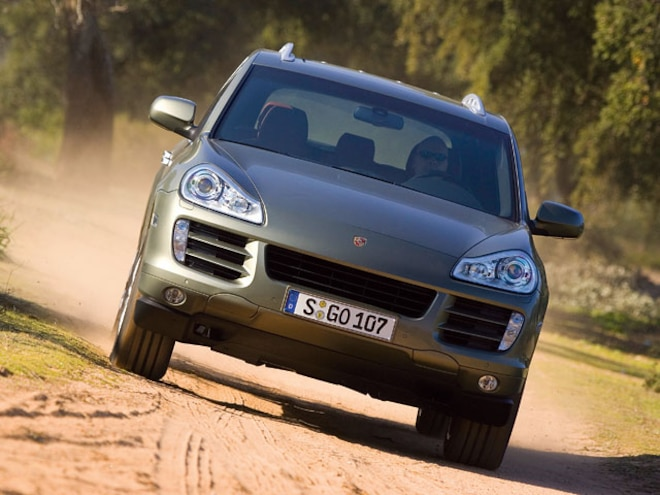 2008 Porsche Cayenne Turbo Review
