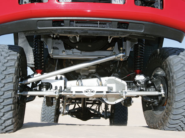 129 0705 03 z+2005 ford f250 super duty+front axle