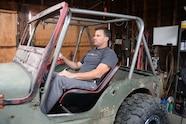gpw jeep flatfender flattie rollcage cage fabrication weld welding prp suspension seats cappa lpr