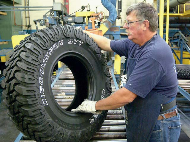 129 0602 01 z+4x4 tire making process+discoverer stt tire