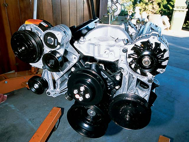 1971 Chevrolet Suburban Ht 383 Engine