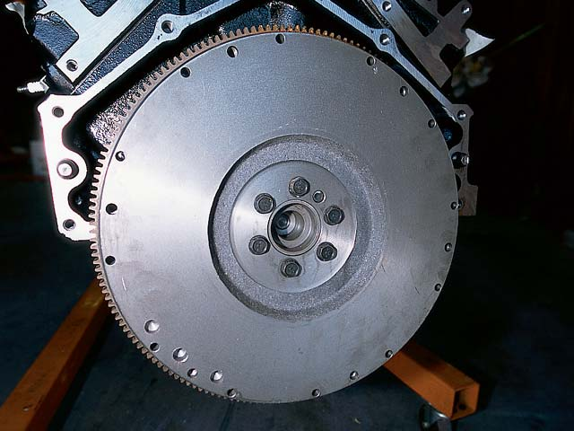 1971 Chevrolet Suburban Flywheel