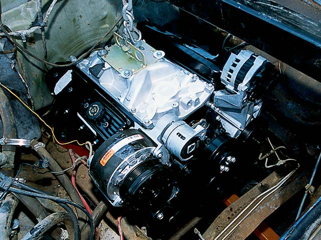 1971 Chevrolet Suburban Ht 383 Engine0
