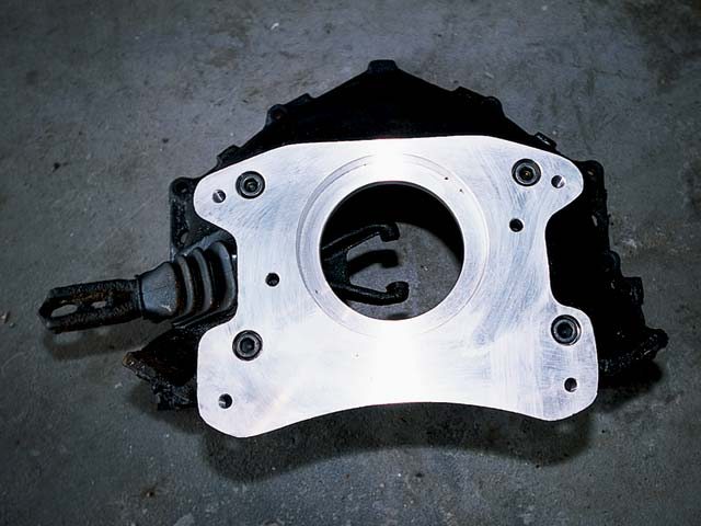 1971 Chevrolet Suburban Transmission Adapter