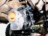 129 0302 09z+1971 chevrolet suburban+transmission install