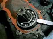 129 0302 10z+1971 chevrolet suburban+input shaft bearing