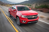 2015 Chevrolet Colorado Z71 promo2