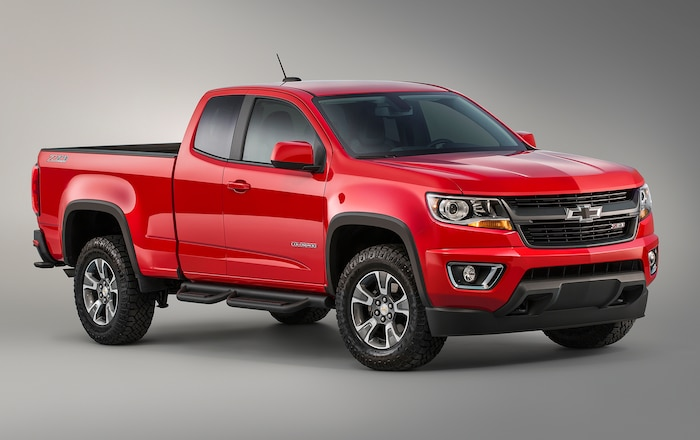 Unveiled: The '15 Colorado Z71 Trail Boss