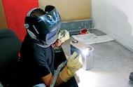 welding radiator