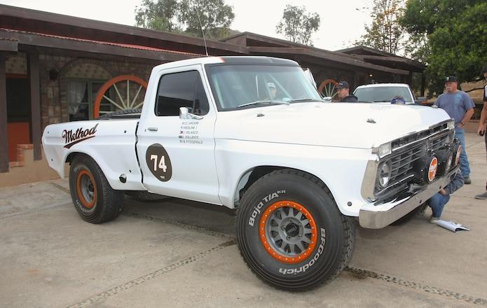 General Tires NORRA Mexican 1000