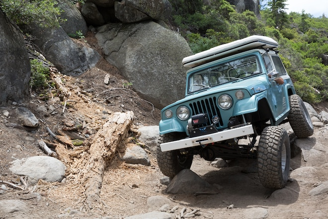 This Jeepster Commando Is Retro Cool