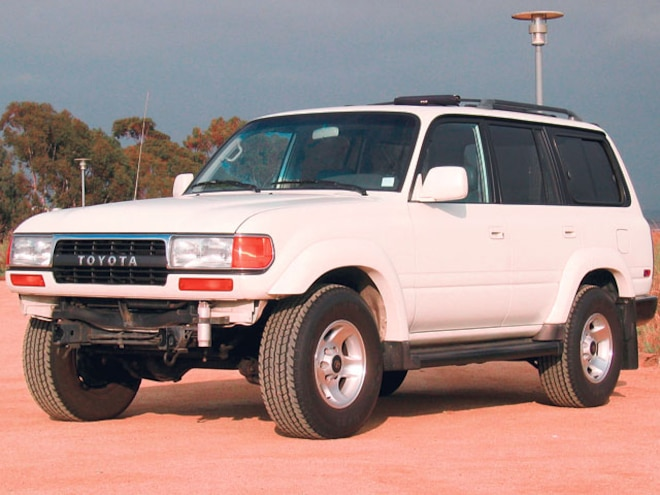 1994 Toyota Land Crusier FZJ80 - Off Road Magazine