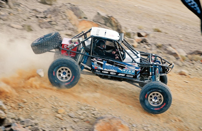 What's in a King of the Hammers Winning Buggy?