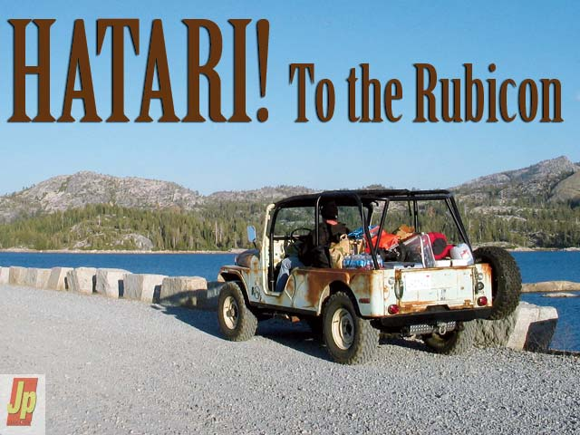 Hatari! To the Rubicon, Part 1