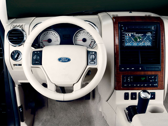 2006 Ford Explorer New Interior