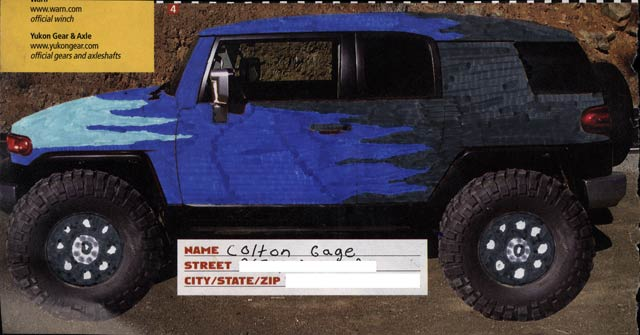 131 0610 z+2006 ua fj paint+Colton Gage